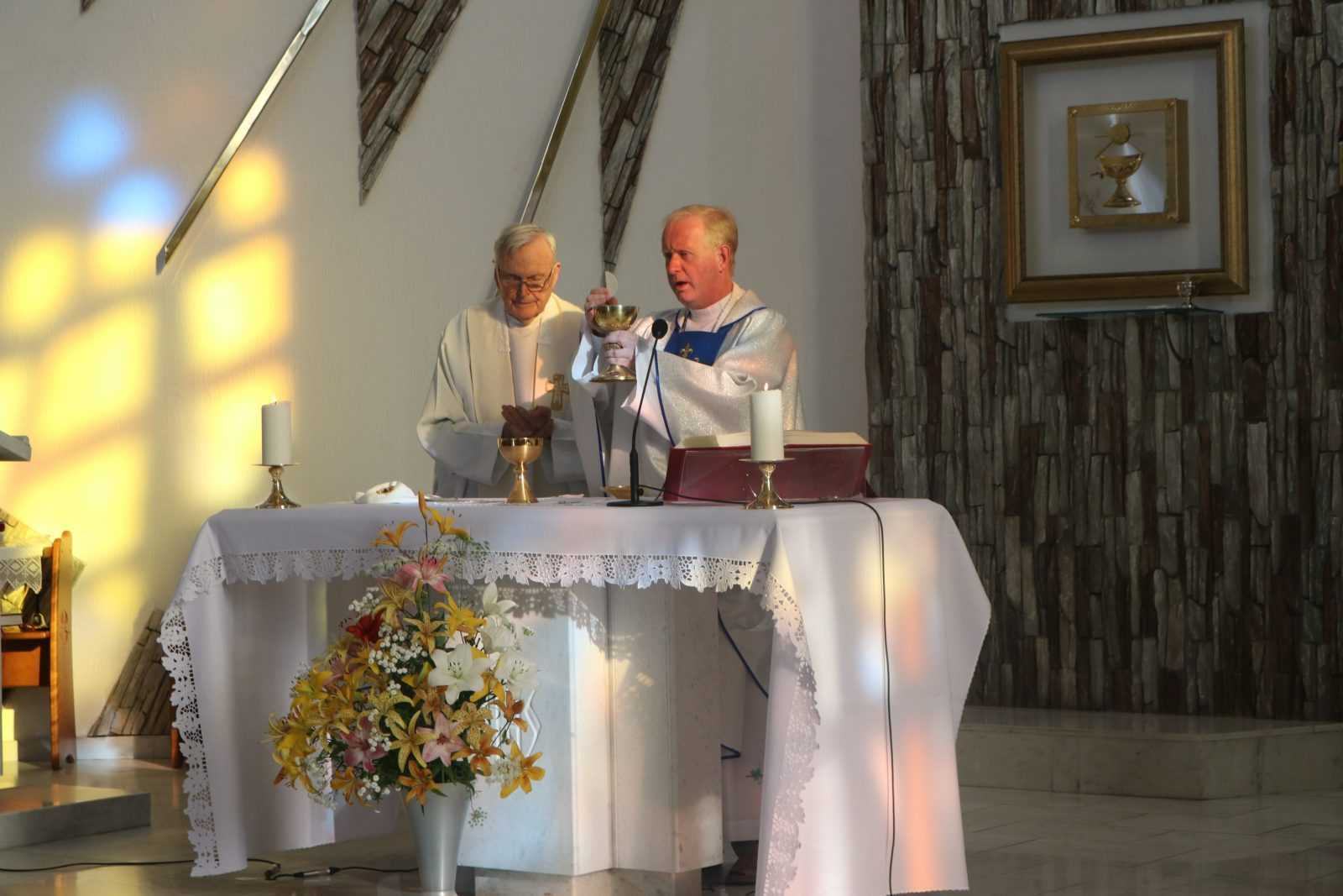 Фатимское Богослужение в Храме Непорочного Сердца Пресвятой Девы Марии 5