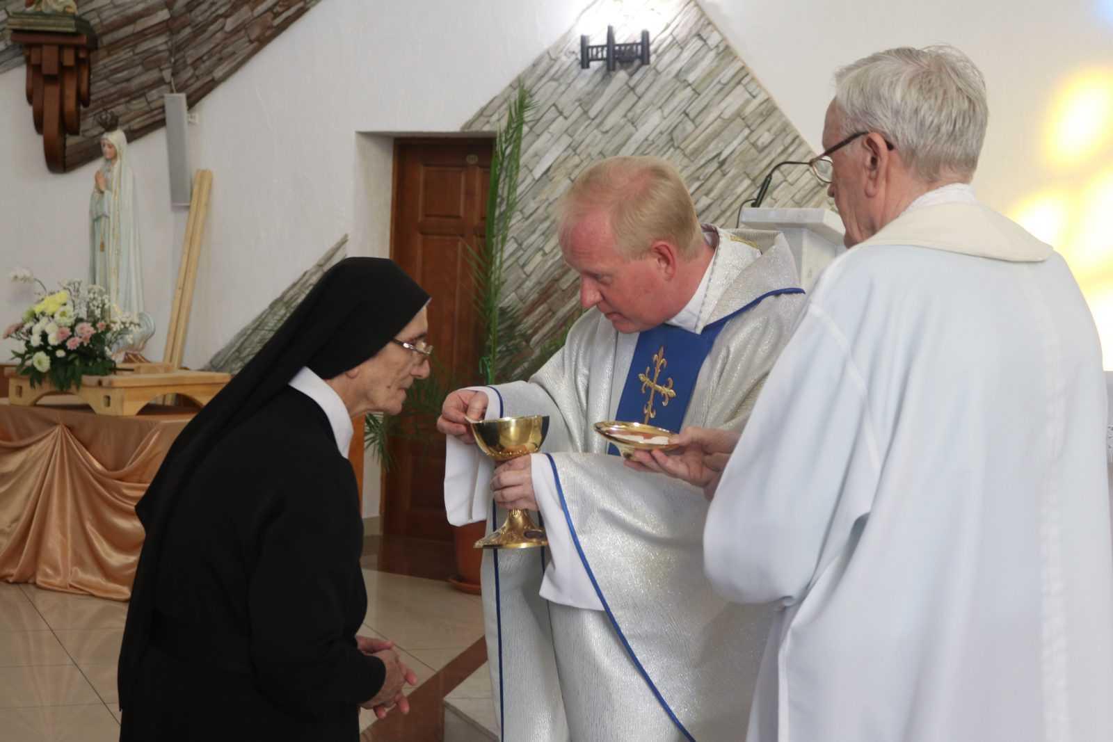 Фатимское Богослужение в Храме Непорочного Сердца Пресвятой Девы Марии 6