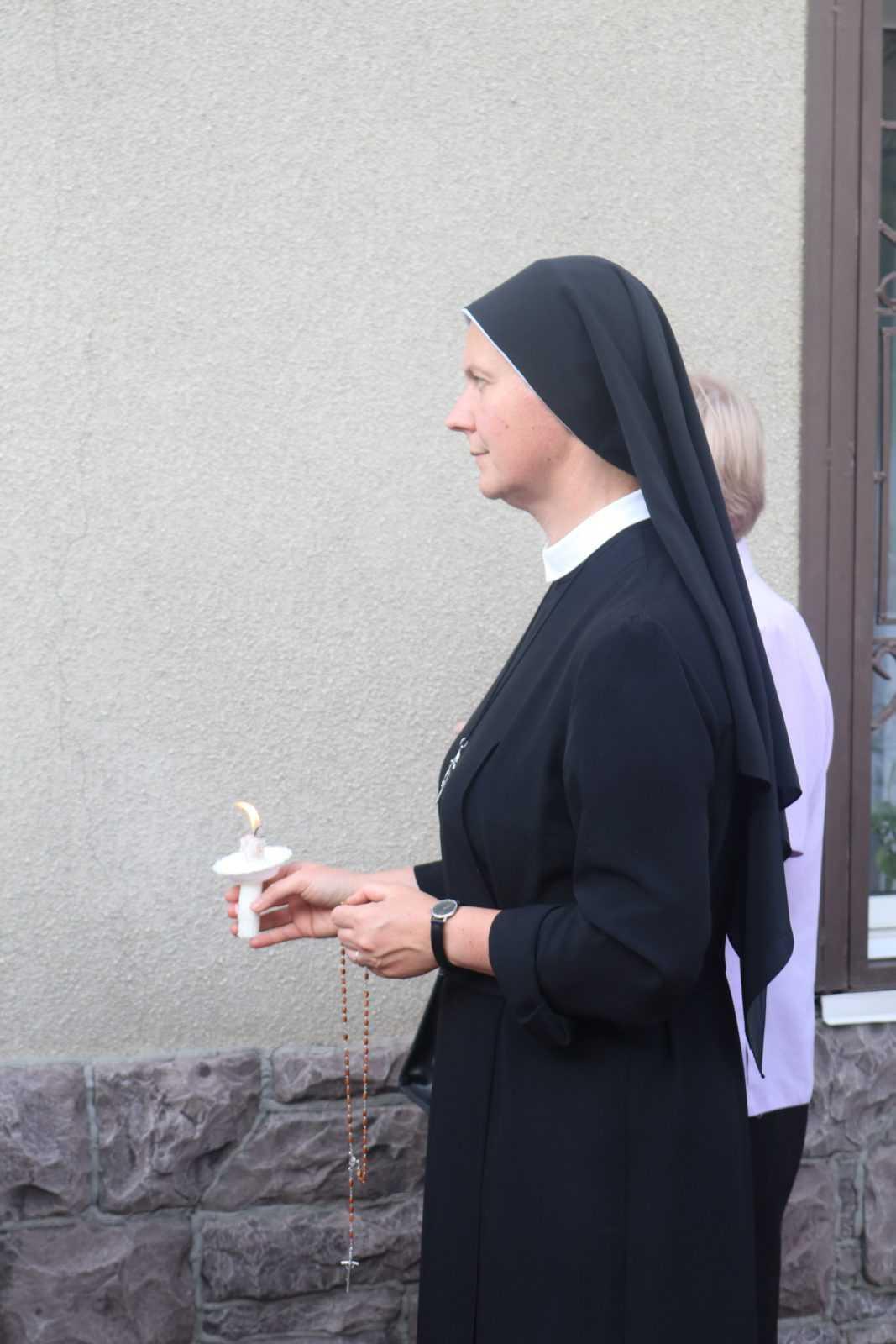 Фатимское Богослужение в Храме Непорочного Сердца Пресвятой Девы Марии 14