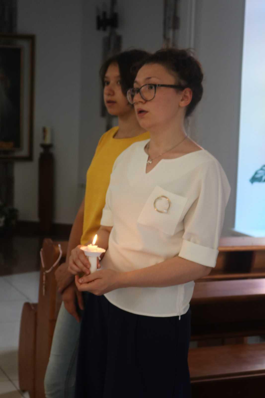 Фатимское Богослужение в Храме Непорочного Сердца Пресвятой Девы Марии 22