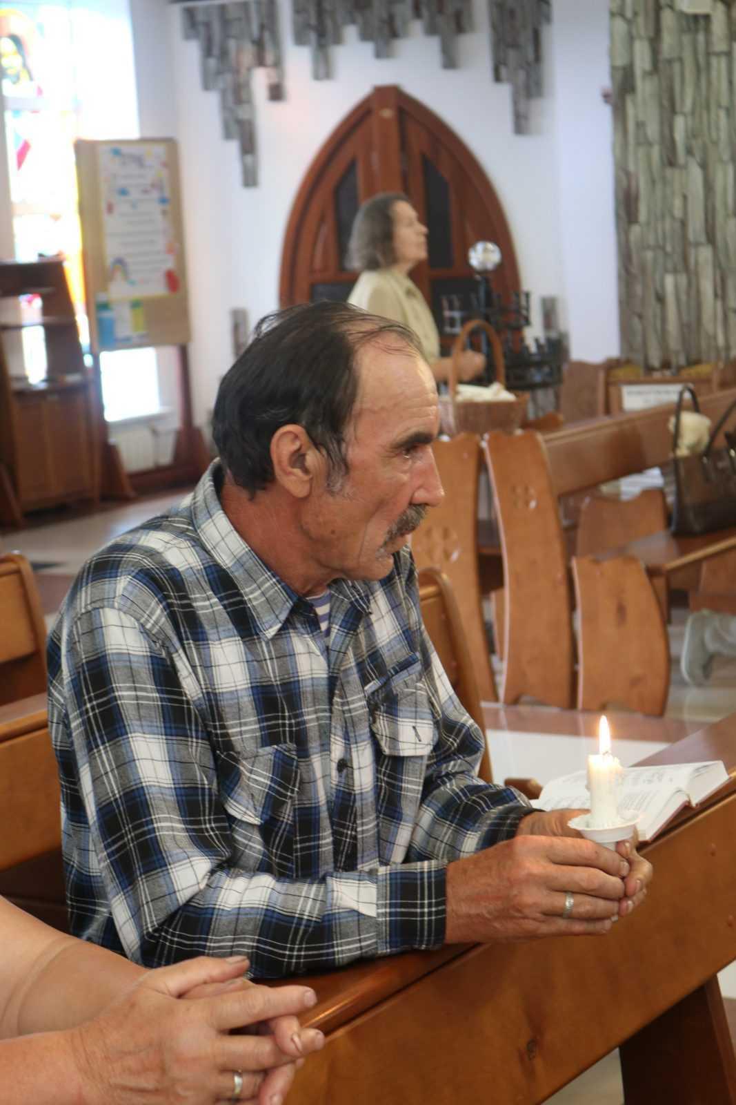 Фатимское Богослужение в Храме Непорочного Сердца Пресвятой Девы Марии 24