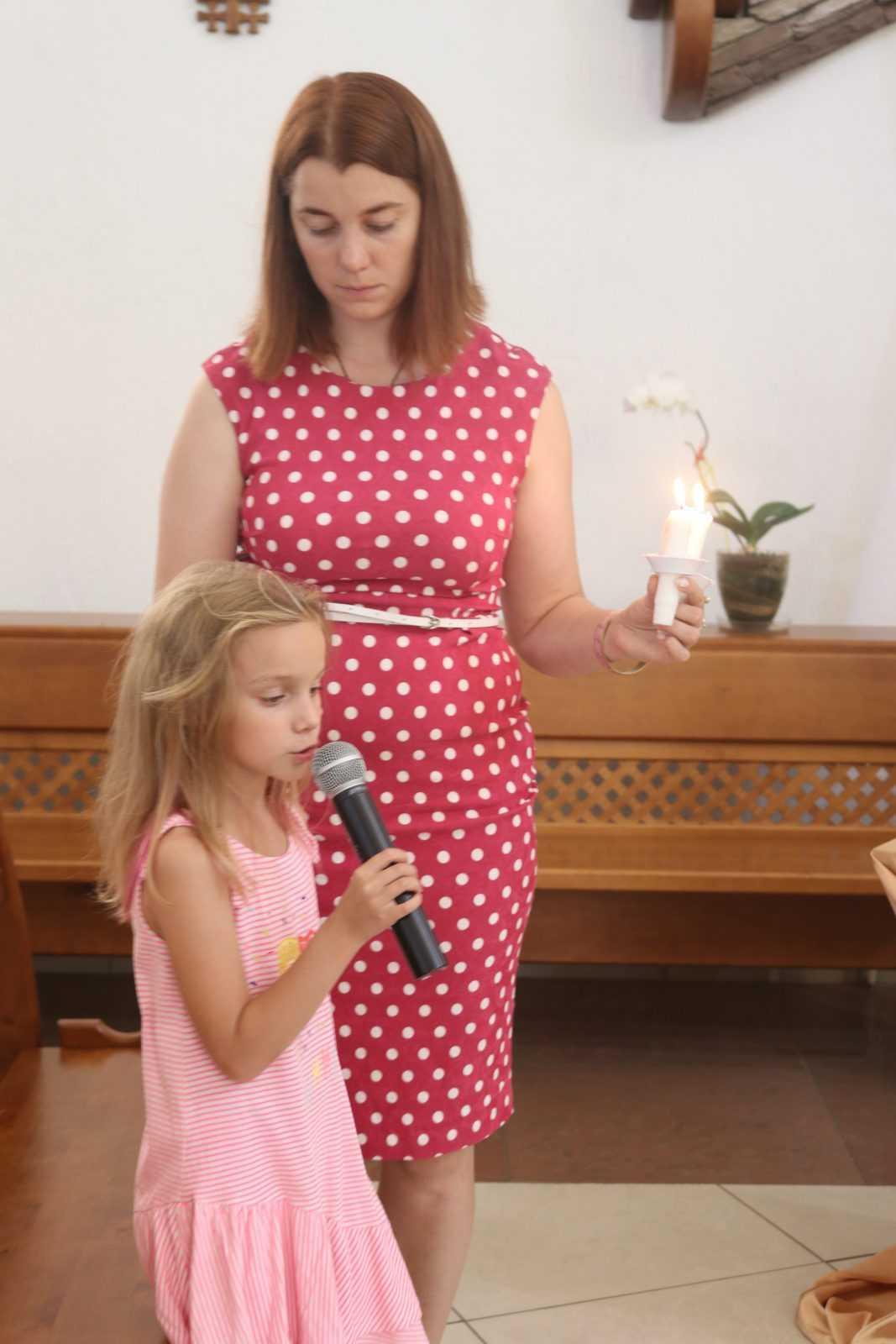 Фатимское Богослужение в Храме Непорочного Сердца Пресвятой Девы Марии 25
