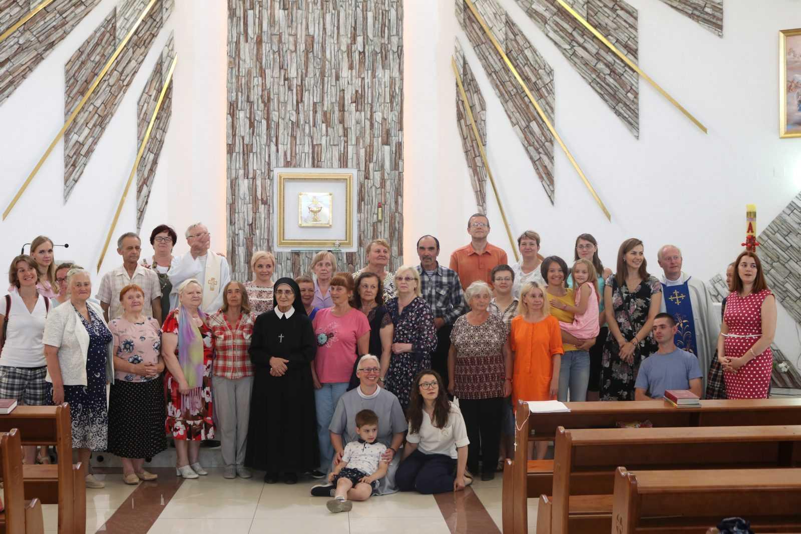 Фатимское Богослужение в Храме Непорочного Сердца Пресвятой Девы Марии 26