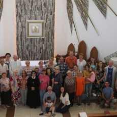Фатимское Богослужение в  Храме Непорочного Сердца Пресвятой Девы Марии