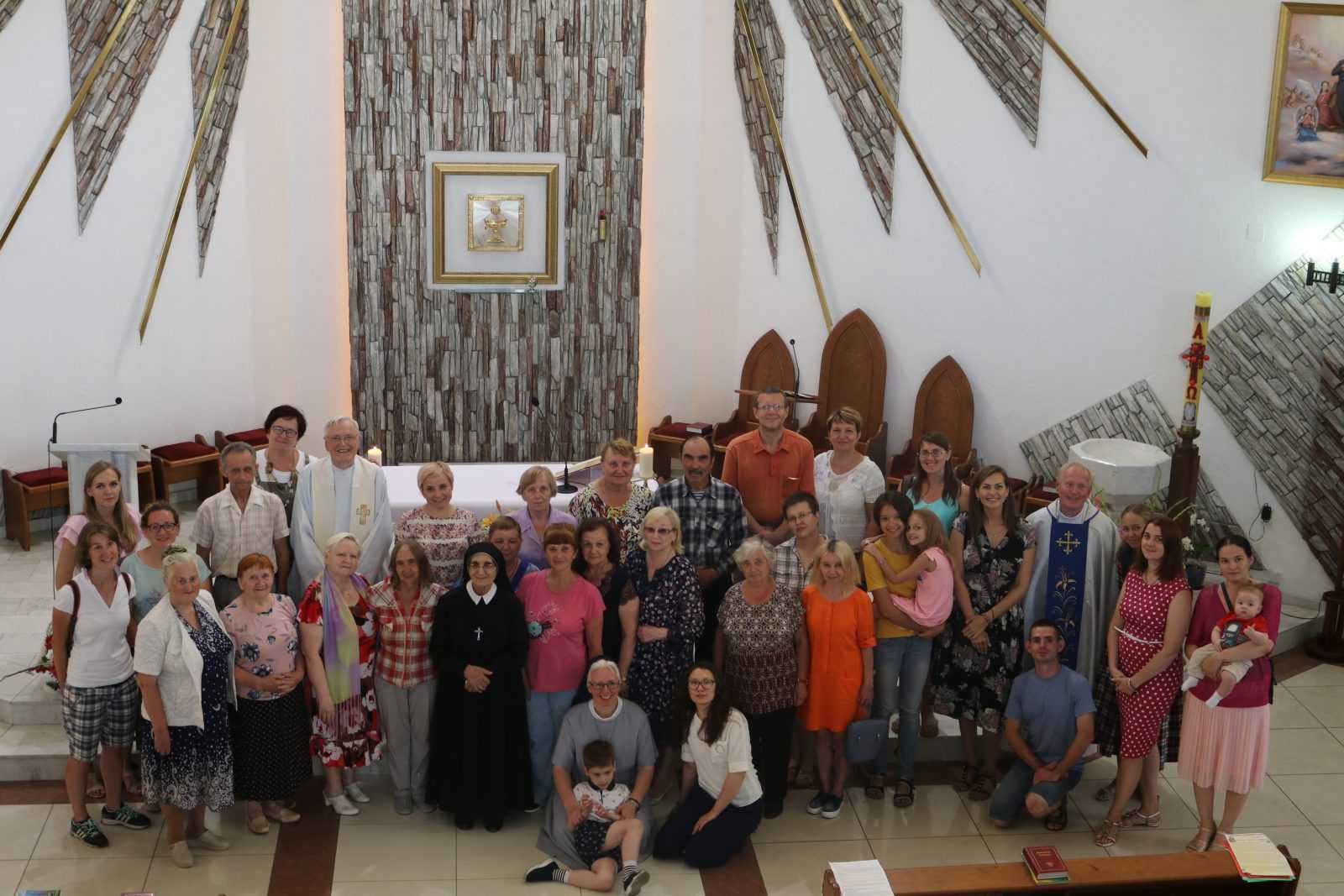 Фатимское Богослужение в Храме Непорочного Сердца Пресвятой Девы Марии 27
