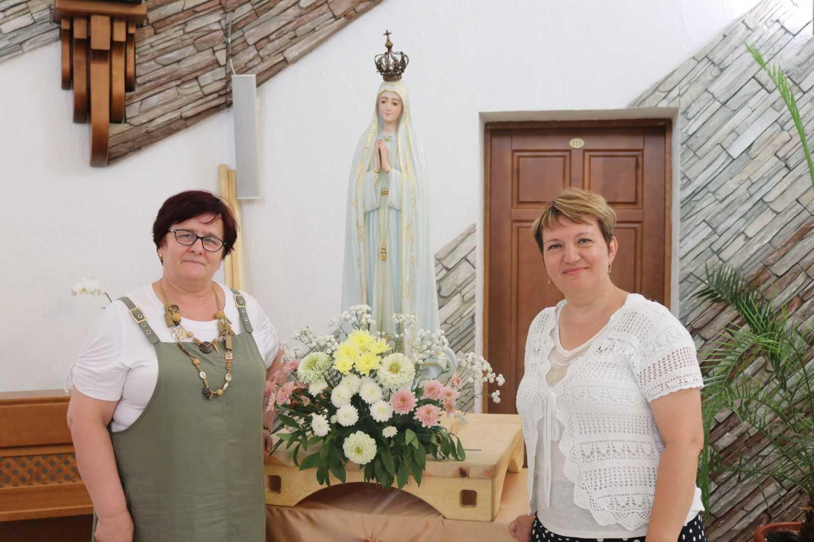 Фатимское Богослужение в Храме Непорочного Сердца Пресвятой Девы Марии 28