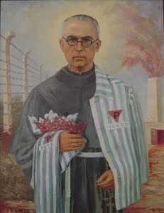 14 августа. Святой Максимилиан Кольбе, священник и мученик. Память 4