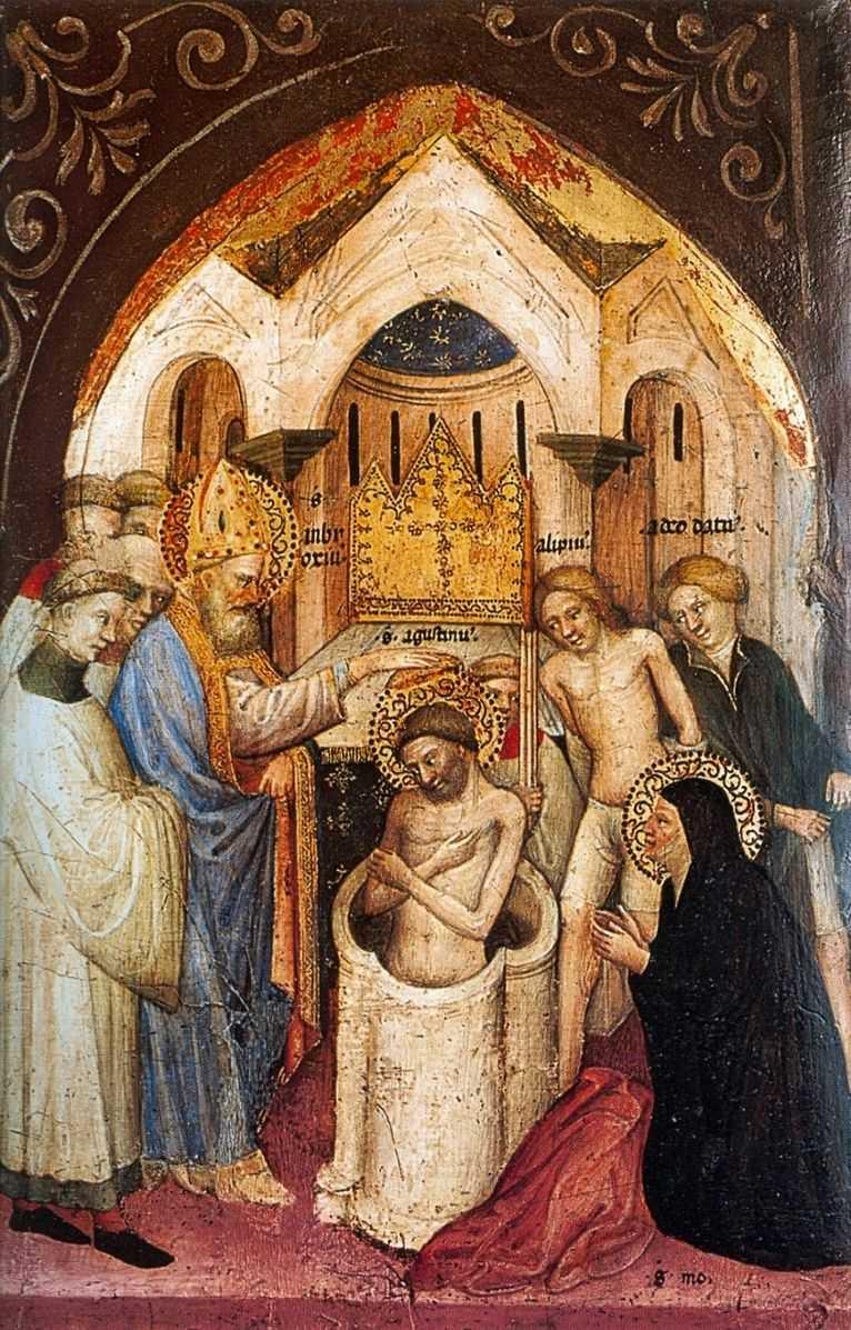 28 августа. Святой Августин, епископ и Учитель Церкви. Память 2