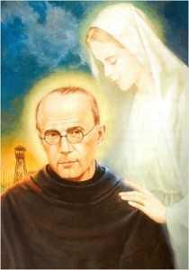 14 августа. Святой Максимилиан Кольбе, священник и мученик. Память 1