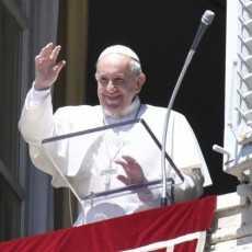 Слово Папы Франциска в 20-е Рядовое воскресенье.