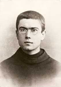 14 августа. Святой Максимилиан Кольбе, священник и мученик. Память 2