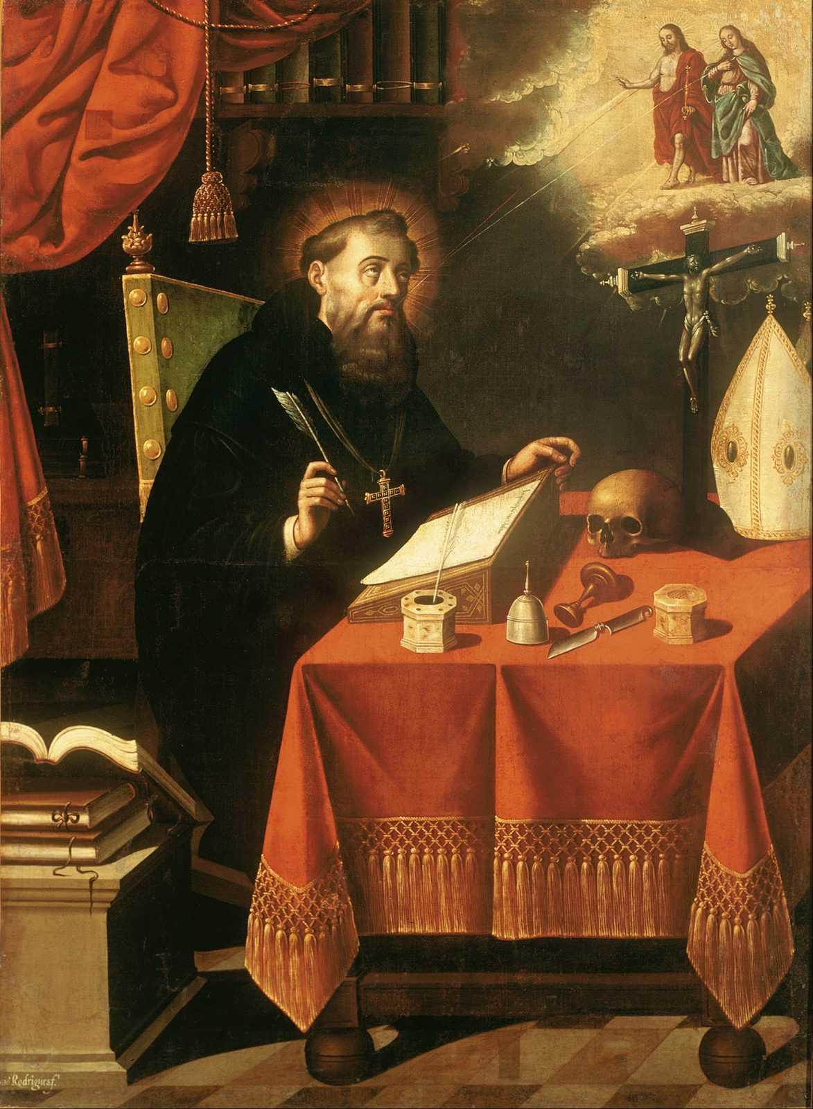 28 августа. Святой Августин, епископ и Учитель Церкви. Память 3