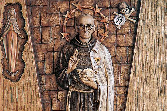 14 августа. Святой Максимилиан Кольбе, священник и мученик. Память 6