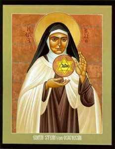 9 августа — св. Тереза Бенедикта Креста (Эдит Штайн) 2