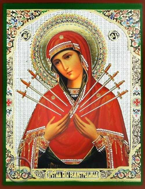 15 СЕНТЯБРЯ. Пресвятая Дева Мария Скорбящая 2