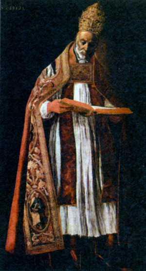 3 сентября. Святой Григорий Великий, Папа и Учитель Церкви. Память 1