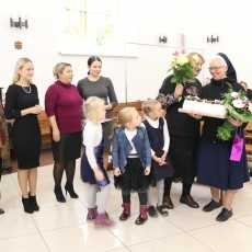 Кемеровский приход прощается с сестрой Натальей