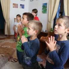 Начало учебного и катехетического года в Георгиевке