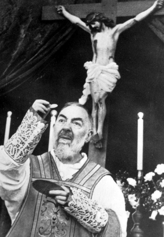 23 сентября. Святой Пий из Пьетрельчины (падре Пио), священник. Память 4