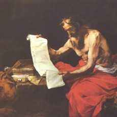 30 сентября. Святой Иероним, священник и Учитель Церкви. Память