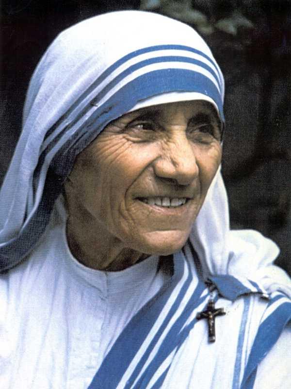 5 сентября. Святая Тереза Калькуттская (Мать Тереза), дева. Память 4