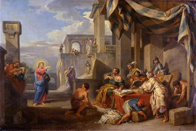 21 сентября. Святой Матфей, Апостол и Евангелист. Праздник 2