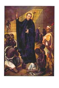 СВ. ПЁТР КЛАВЕР (PEDRO CLAVER) (1580-1654) 2