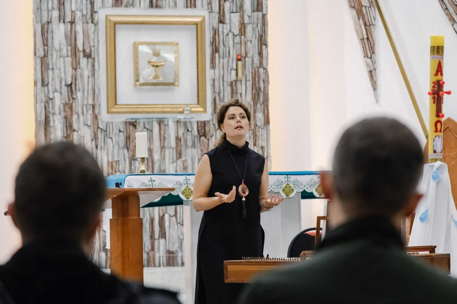 Музыка в храме КОНЦЕРТ «МАСТЕРА БАРОККО» 26.10.2019 6