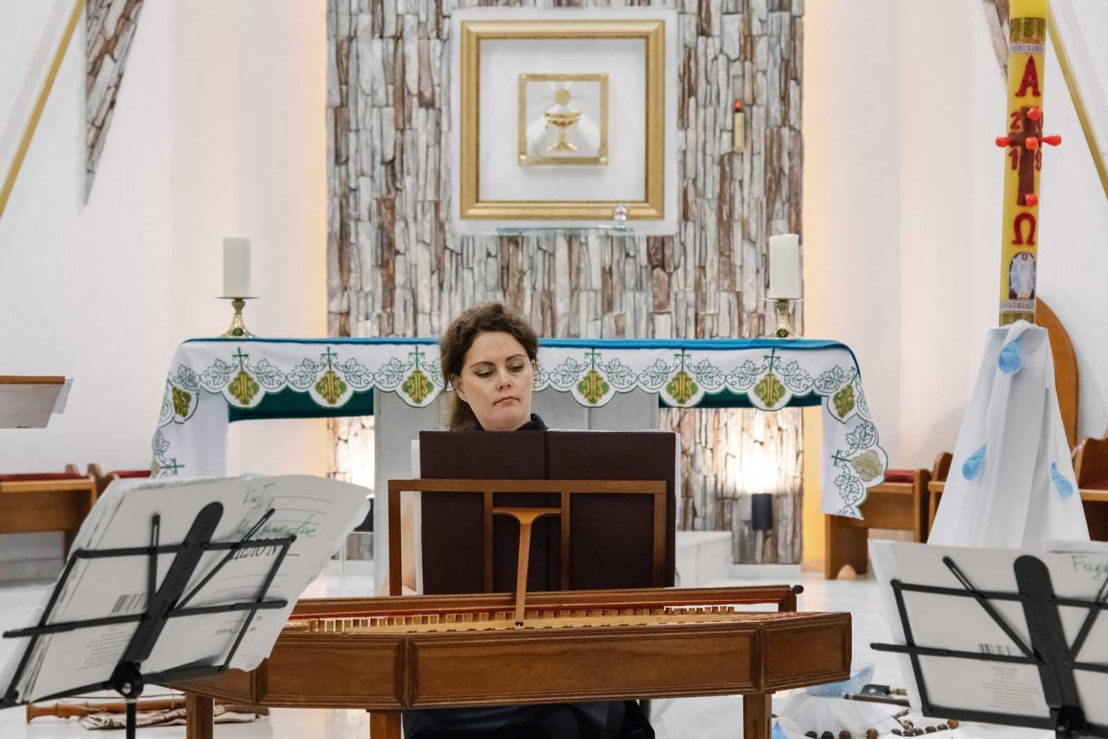 Музыка в храме КОНЦЕРТ «МАСТЕРА БАРОККО» 26.10.2019 9