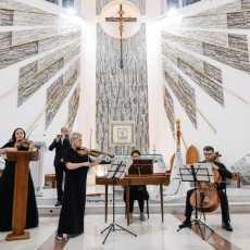 Музыка в храме  КОНЦЕРТ «МАСТЕРА БАРОККО» 26.10.2019