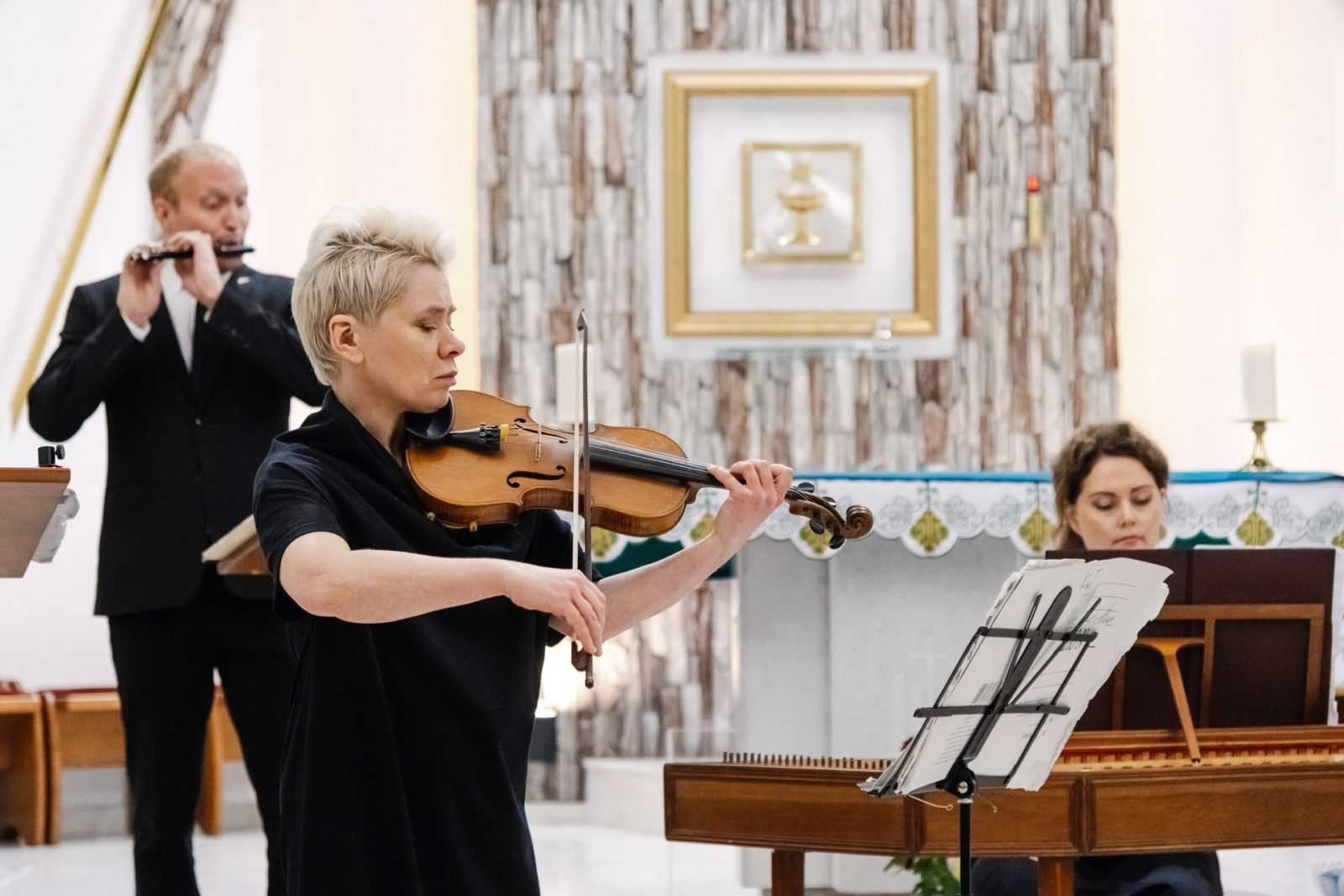 Музыка в храме КОНЦЕРТ «МАСТЕРА БАРОККО» 26.10.2019 18