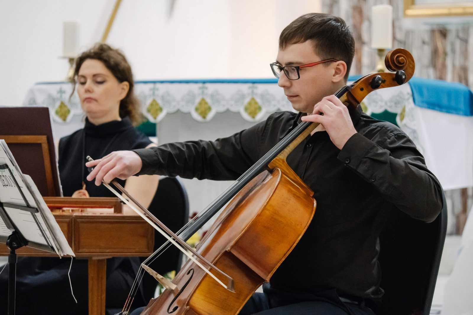 Музыка в храме КОНЦЕРТ «МАСТЕРА БАРОККО» 26.10.2019 24