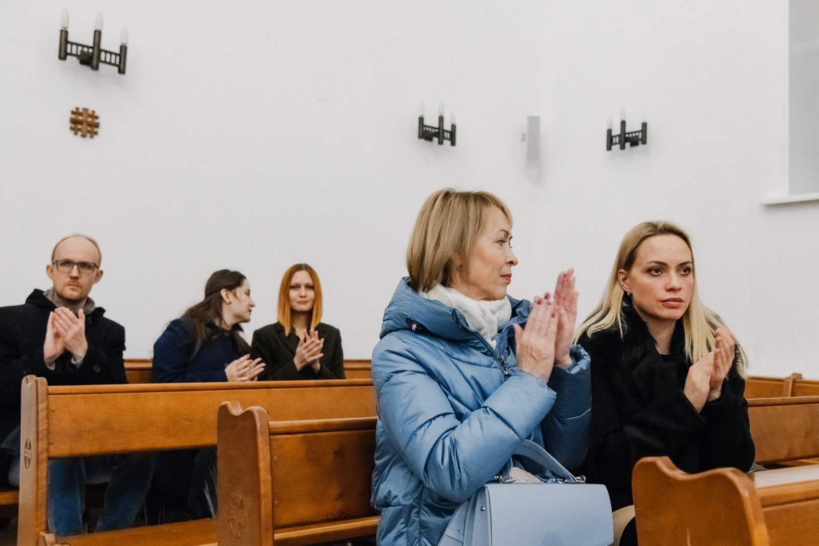 Музыка в храме КОНЦЕРТ «МАСТЕРА БАРОККО» 26.10.2019 33