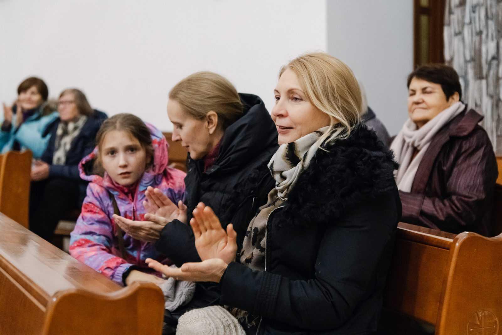 Музыка в храме КОНЦЕРТ «МАСТЕРА БАРОККО» 26.10.2019 34