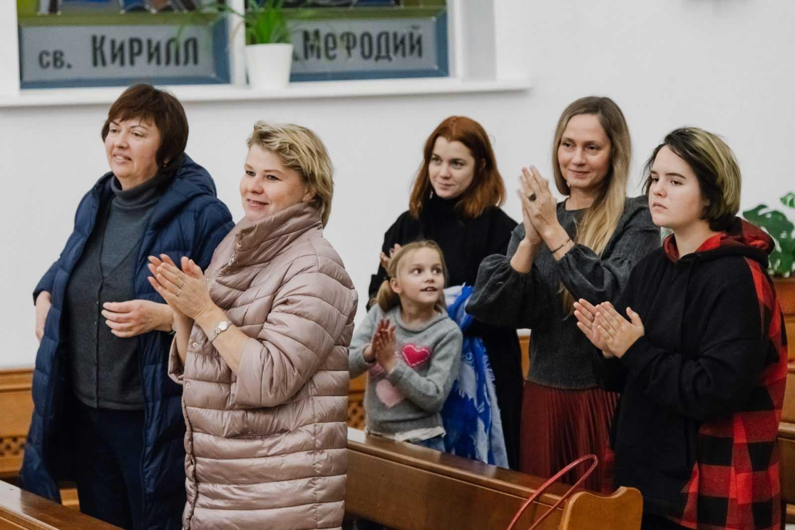 Музыка в храме КОНЦЕРТ «МАСТЕРА БАРОККО» 26.10.2019 41