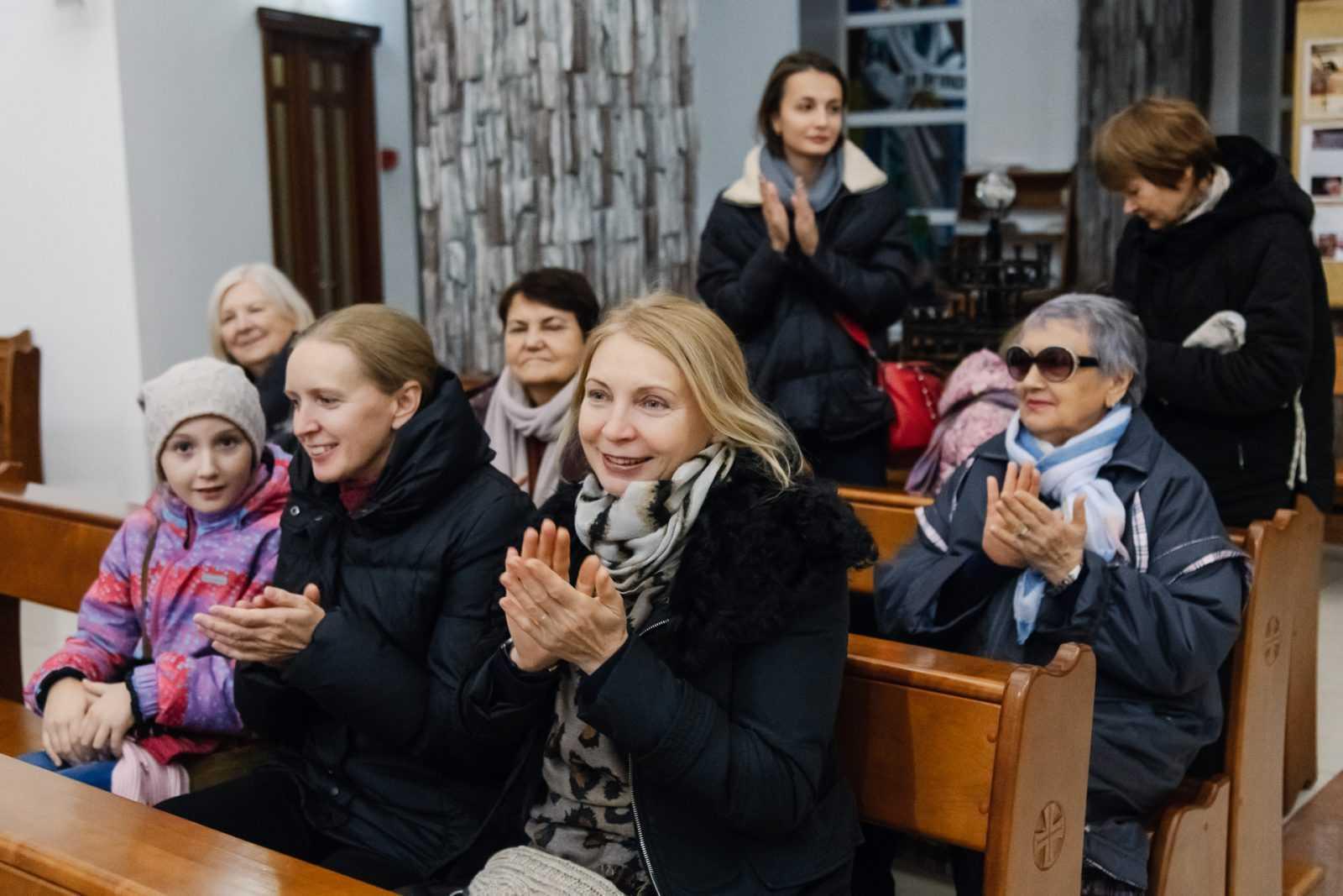 Музыка в храме КОНЦЕРТ «МАСТЕРА БАРОККО» 26.10.2019 42