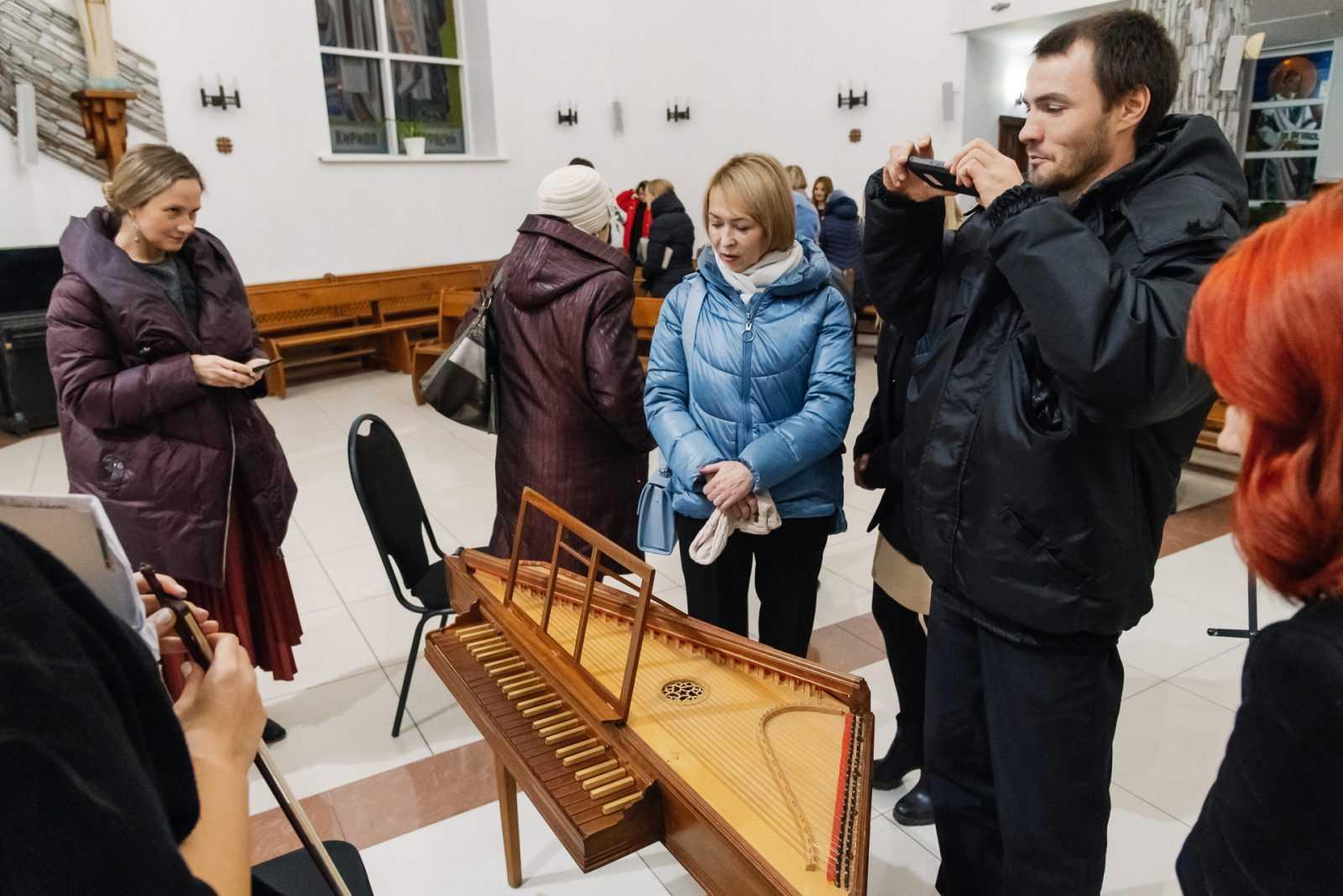 Музыка в храме КОНЦЕРТ «МАСТЕРА БАРОККО» 26.10.2019 44