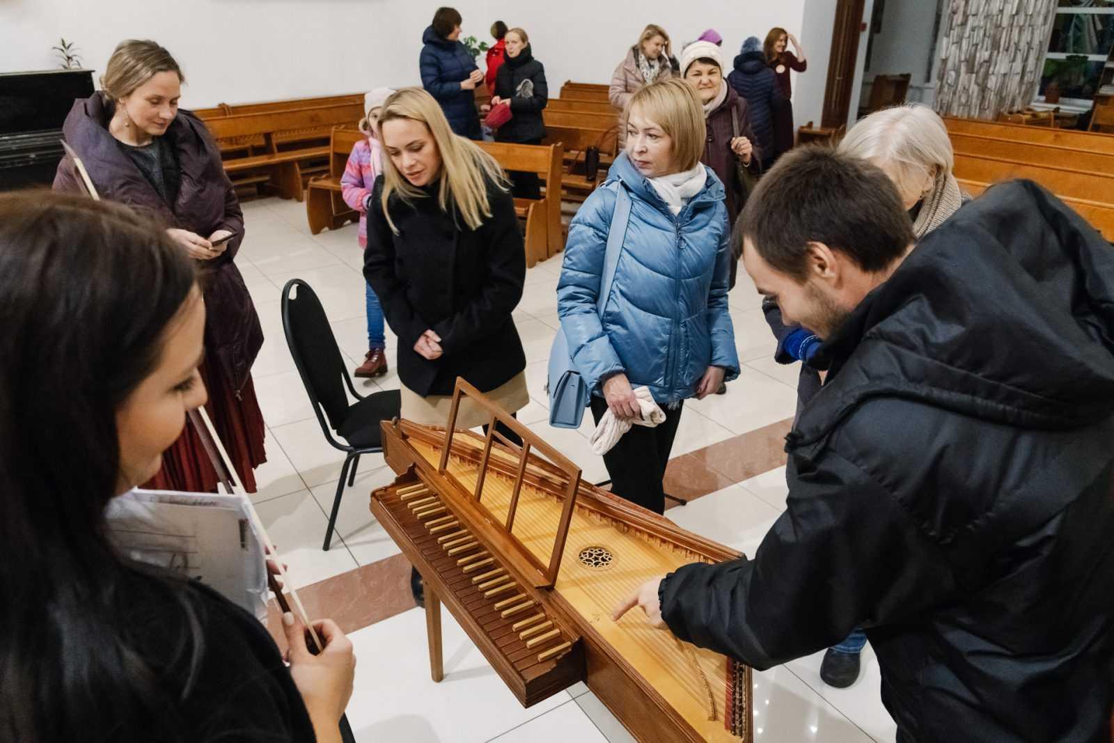 Музыка в храме КОНЦЕРТ «МАСТЕРА БАРОККО» 26.10.2019 45