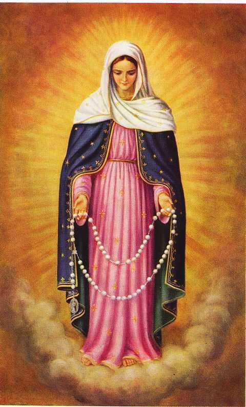 Октябрь – месяц Святого Розария 2
