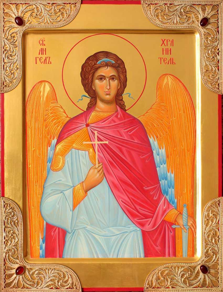 2 октября. Святые Ангелы-Хранители. Память 1