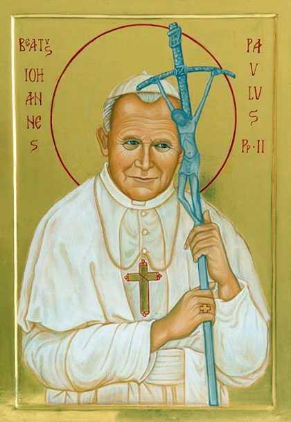 18 мая исполняется 100 лет со дня рождения Св. Папы Иоанна Павла II. 12