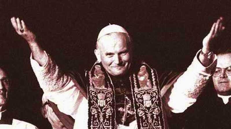 18 мая исполняется 100 лет со дня рождения Св. Папы Иоанна Павла II. 3