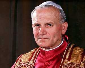 18 мая исполняется 100 лет со дня рождения Св. Папы Иоанна Павла II. 1