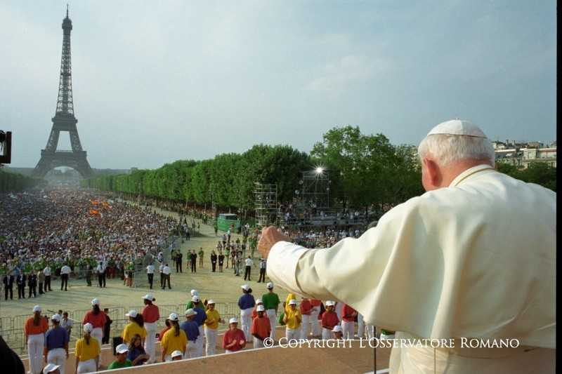 18 мая исполняется 100 лет со дня рождения Св. Папы Иоанна Павла II. 5