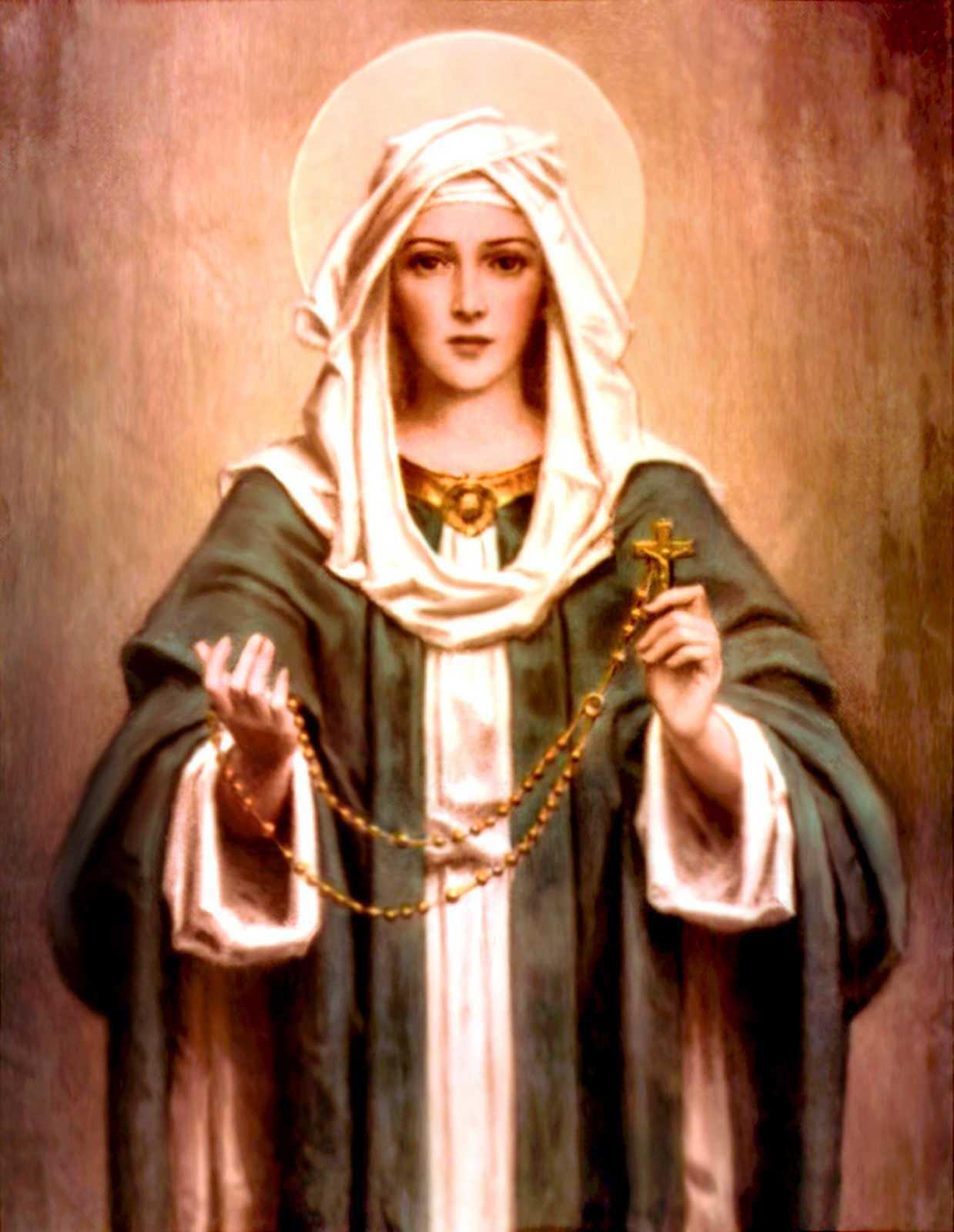 Октябрь – месяц Святого Розария 1