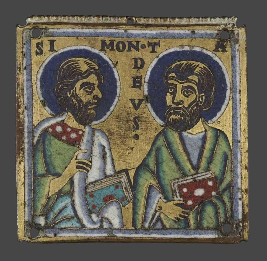 28 октября. Святые Симон и Иуда Фаддей, Апостолы. Праздник 3