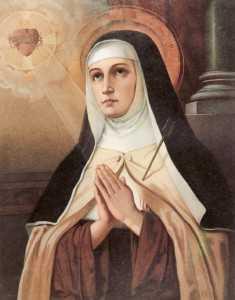 15 октября. Святая Тереза Иисуса (Авильская). Дева и Учитель Церкви. Память 1