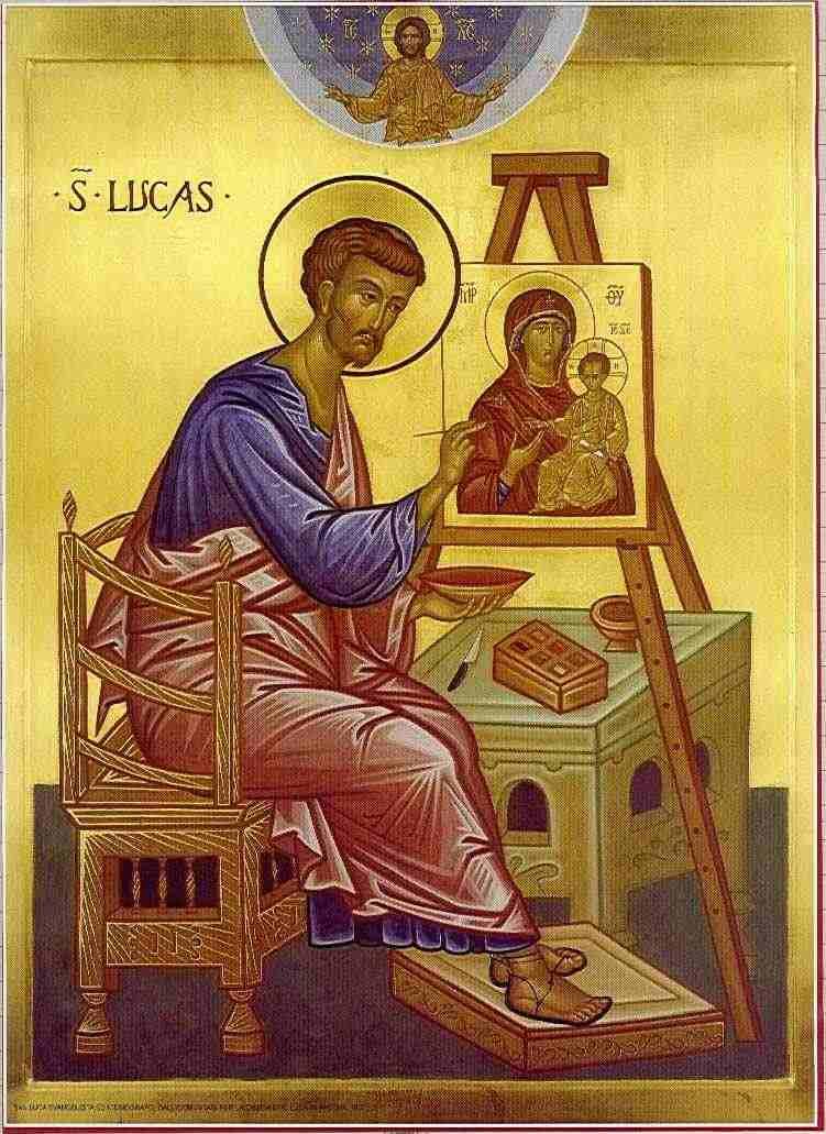 18 октября. Святой Лука, Евангелист. Праздник 3
