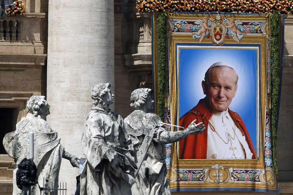 18 мая исполняется 100 лет со дня рождения Св. Папы Иоанна Павла II. 11