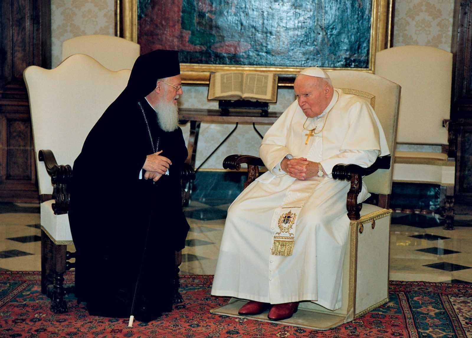 18 мая исполняется 100 лет со дня рождения Св. Папы Иоанна Павла II. 7